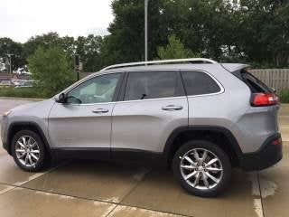 North Olmsted Dodge >> 2018 Jeep CHEROKEE LIMITED FWD in North Olmsted, OH | Cleveland Jeep Cherokee | North Olmsted ...