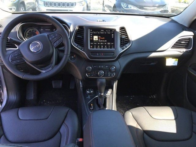 North Olmsted Dodge >> 2019 Jeep CHEROKEE TRAILHAWK® ELITE 4X4 in North Olmsted, OH | Cleveland Jeep Cherokee | North ...