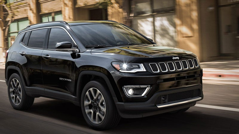 Jeep Wrangler 2018 Blue >> 2018 Jeep Compass | Jeep Compass in North Olmsted, OH | North Olmsted Chrysler Jeep Dodge Ram