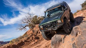 Moab, Utah, Is The Mecca Of Four Wheeling And The Headlining Annual Event  Is The Easter Jeep Safari (or EJS). The Moab Easter Jeep Safari Is A  Nine Day Trek ...