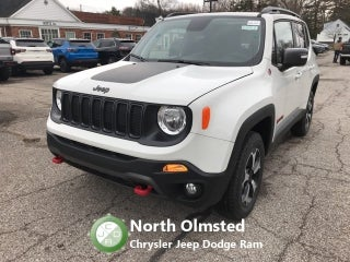 2019 Jeep Renegade Trailhawk 4x4 In North Olmsted Oh Cleveland